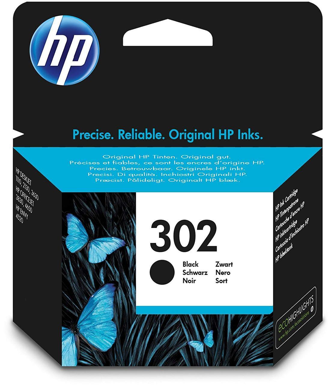 Картридж - HP 302