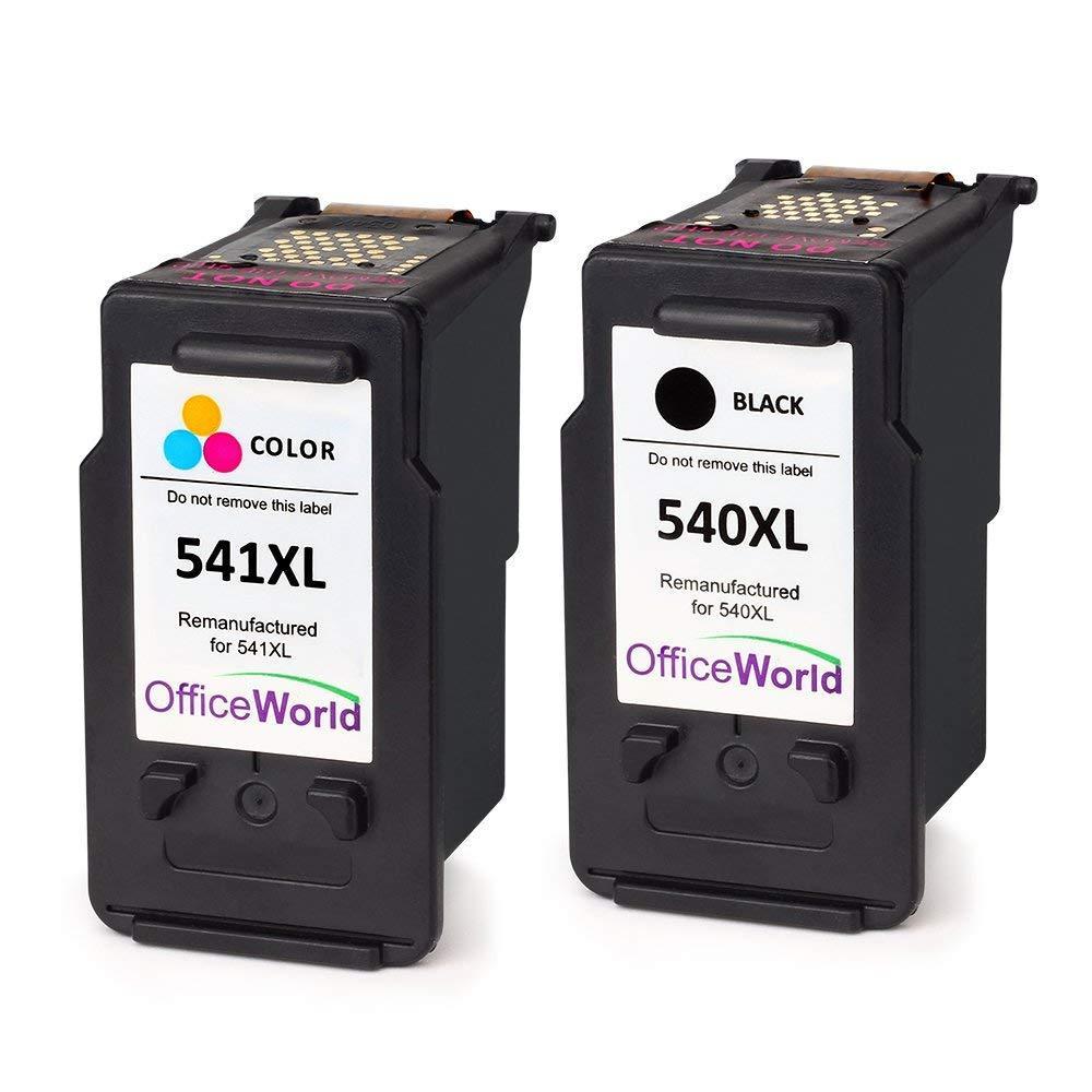 Картридж - OfficeWorld для Canon PG-540 CL-541 Pixma MG2100