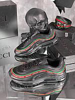 Кроссовки мужские AIR max 97 D6475 черные, фото 1