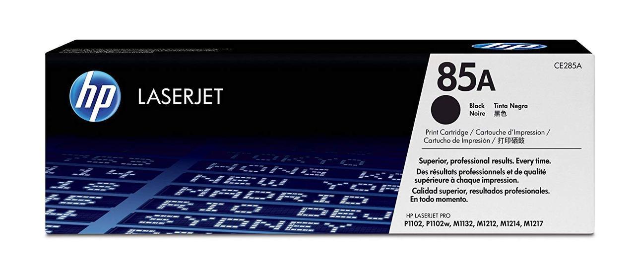 Лазерный картридж - HP 85A (CE285A)
