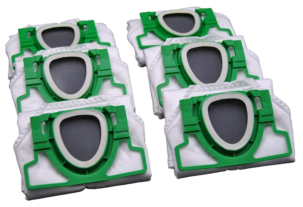 Мешки для пылесоса - FSProdukte vk200-2 с микрофиброй 10штук