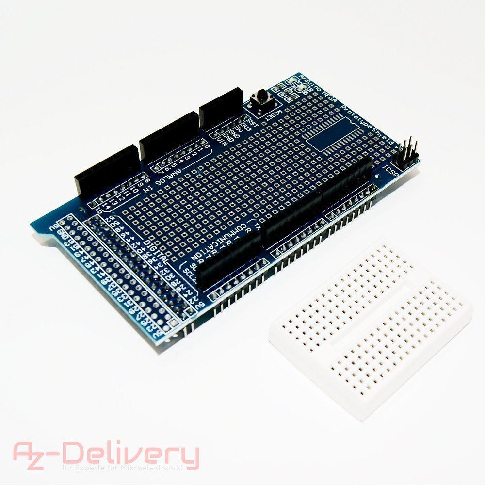 Микроконтролер - Arduino AZDelivery Mega2560 R3