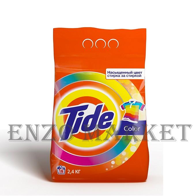 Стиральный порошок Tide Expert Color, 2,4 кг
