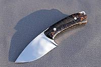"""Нож ручной работы  из нержавеющей стали n690 """"Сосновый малый"""""""