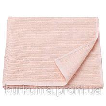 IKEA VAGSJON Банное полотенце, розовый  (803.536.39)
