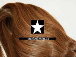 Набор натуральных волос на клипсах 50 см оттенок №9 160 грамм