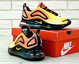 Кроссовки мужские Nike Air АМ 720 31156 оранжевые, фото 3
