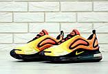 Кроссовки мужские Nike Air АМ 720 31156 оранжевые, фото 6