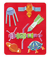 Трафарет Космос 9С488-08 ЛУЧ 370164