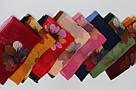 """Женский шелковый шарф """"Шарлотта"""" 114-10, фото 3"""