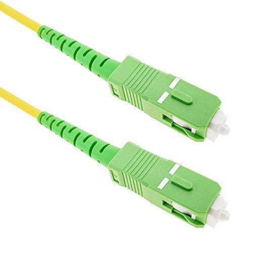 Оптоволоконный кабель - Cablematic SC /APC