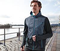 Мужская спортивная термо-куртка с пропиткой ecorepel®от тсм Tchibo (Чибо), Германия, размер М, фото 1