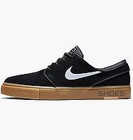 Мужские кроссовки Nike ZOOM STEFAN JANOSKI Black 333824-021, оригинал