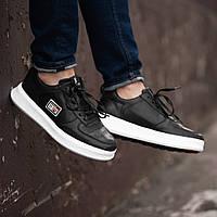 Чоловічі кросівки South Freedom black. Натуральна шкіра, фото 1