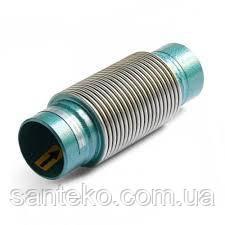 Компенсатор(вибровставка) приварной сильфонный Ayvaz (ДУ 25, 32, 40, 50)