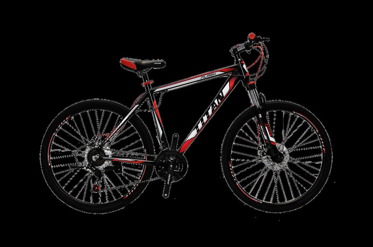 """Горный Алюминиевый велосипед 29"""" TITAN FLASH"""