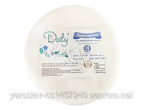 Термолента для покраски волос Doily 0.1*50м (1 рул) из вспененного полиэтилена.