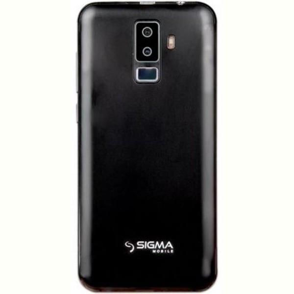 Смартфон Sigma mobile X-Style S5501 Dual Sim Black 2