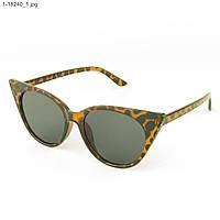 Женские очки кошачий глаз - Леопардовые - 1-18240, фото 1
