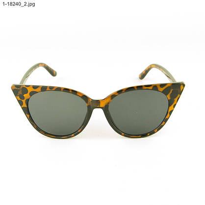 Женские очки кошачий глаз - Леопардовые - 1-18240, фото 2