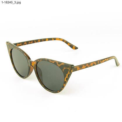Женские очки кошачий глаз - Леопардовые - 1-18240, фото 3