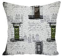 Декоративная подушка Дом (гобелен)