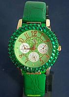 Женские часы NEW DAY AB AA43-Y8068 Green, фото 1