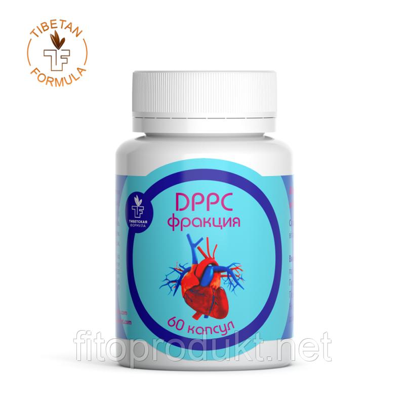 DPPC-фракция против атеросклероза №60 Тибетская формула