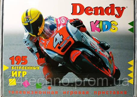 Игровая приставка Денди 8 Бит + 195 игр Dendy 8 Bit Картриджи, фото 2