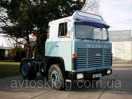 Стекла лобовое, боковое для Scania LB 80/86 (Грузовик) (1969-1981)