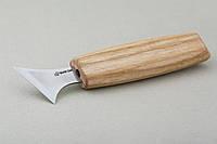 Нож-топорик для геометрической резьбы BeaverCraft C10