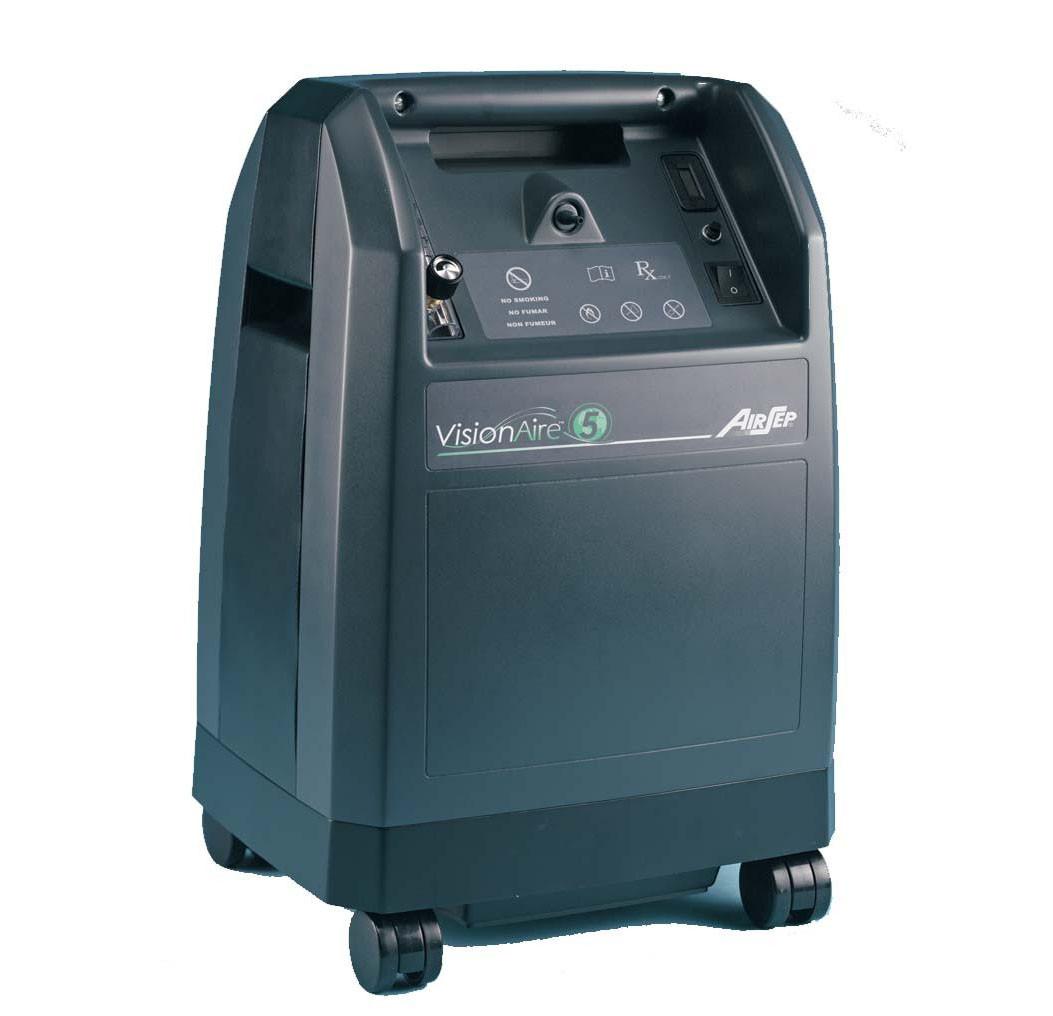 Концентратор Кислорода AirSep VisionAire 5LPM Oxygen Concentrator с пробегом