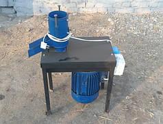 Гранулятор комбикорма ПГУ, подвижная матрица 100 мм, 100 кг/час, 2,2 кВт