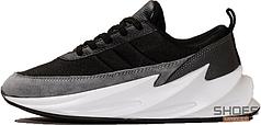 Мужские кроссовки Adidas Shark Deep Black/Grey