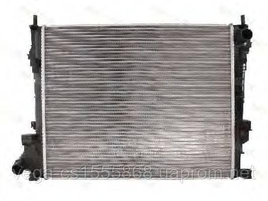 Радиатор охлаждения двигателя Thermotec D7R038TT на Opel Vivaro / Опель Виваро