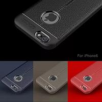 Чохол для iPhone 6+/7+/8+, Чехол для айфона кожаный