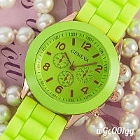 """Часы наручные женские """"Geneva"""" реплика wGc001gg"""