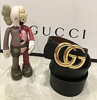 Ремень Gucci D6418 черный