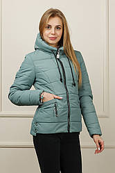 Куртка демисезонна Тинка фисташка