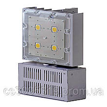 Cветильник энергосберегающий с использованием светодиодных матриц СЭС 4-45