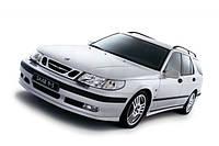 Стекла лобовое, заднее, боковые для Saab 9000 (Седан, Хетчбек) (1985-1998), фото 1