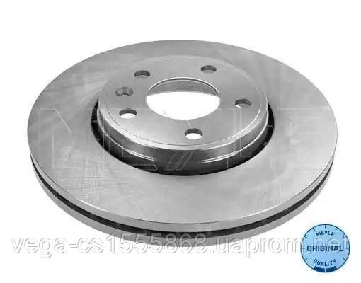 Тормозной диск Meyle 6155210014 на Opel Vivaro / Опель Виваро