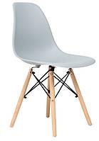 Барный стул Жаклин, пластик серый (Richman ТМ)