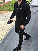 Спортивный костюм Philipp Plein D6381 черный