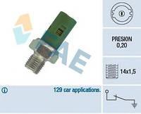 Датчик давления масла FAE 12630 на Opel Movano / Опель Мовано