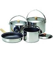 Набор туристической посуды Family Stainless Deluxe XL Kovea