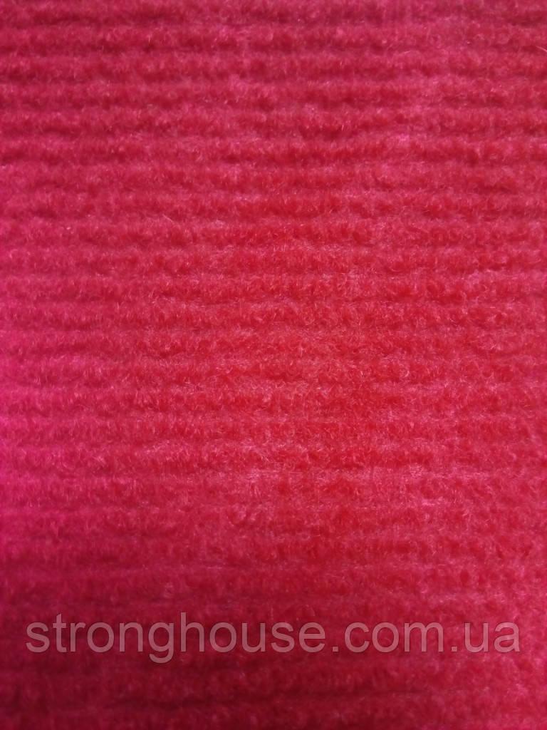 Ковролин для выставок Expocarpet 105 красный