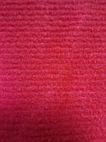 Ковролин для выставок Expocarpet 105 красный, фото 1