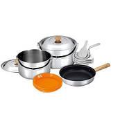 Набор туристической посуды Stainless L 4-5 Kovea, фото 1