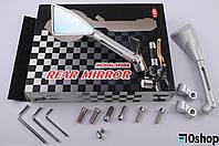 Зеркала   (серебро, треугольные, алюм., антиблик, переход., инструм.)   CNC